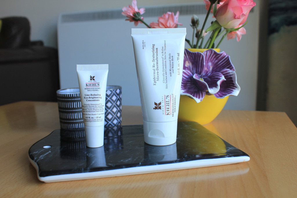 Kiehl's Mini Haul and Review