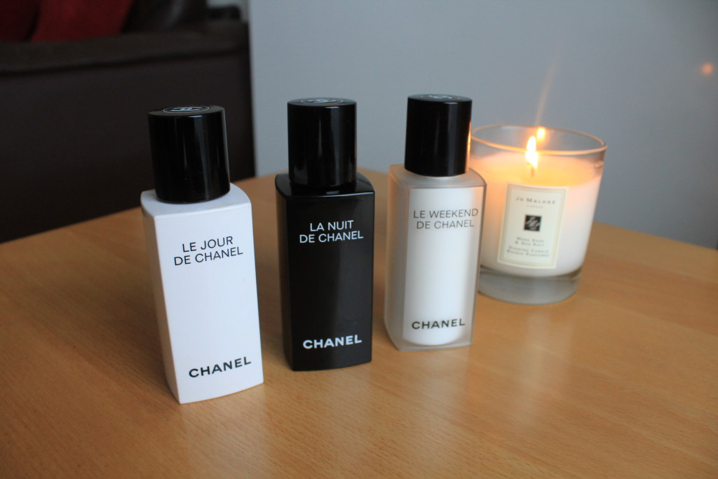 The Chanel serum combo that has become my top shelf staple!