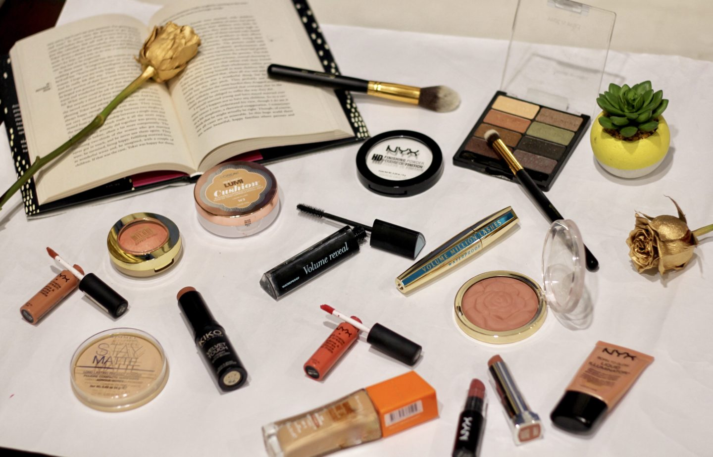 Makeup for Beginners – The Budget Edition